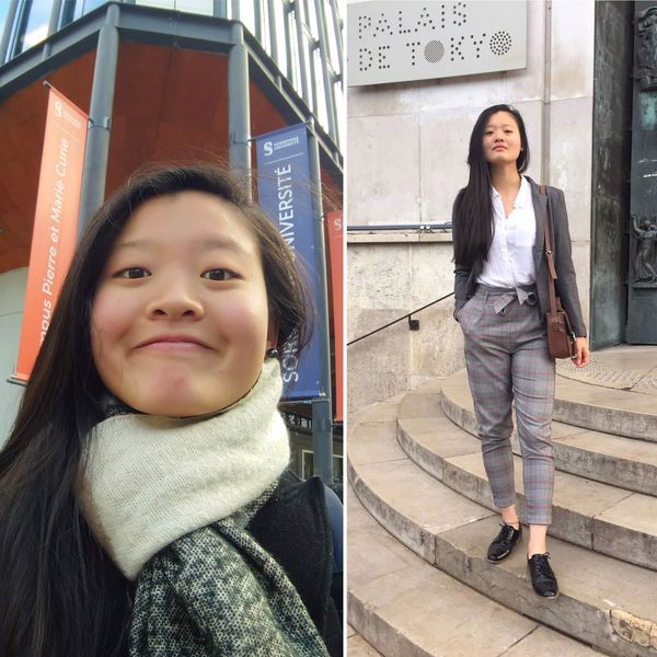 La Calédonienne poursuit des études en sciences du langage à Paris
