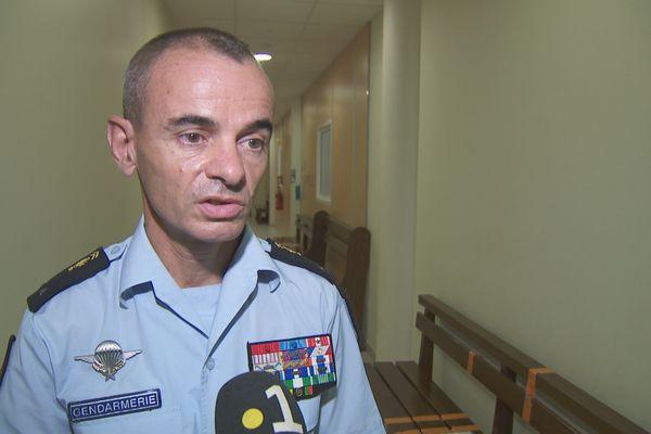 Général de gendarmerie Stéphane Bras