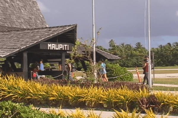 Le tourisme à Maupiti