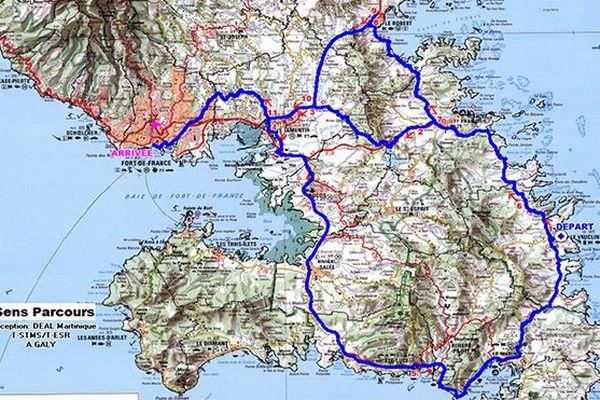 Tour de Guadeloupe : 2