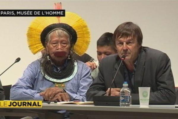 Les peuples du Pacifique représentés à la COP 21
