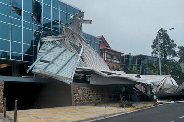 Ecouter les Outre-Mer – Nouvelle-Calédonie: au cœur du cyclone Niran