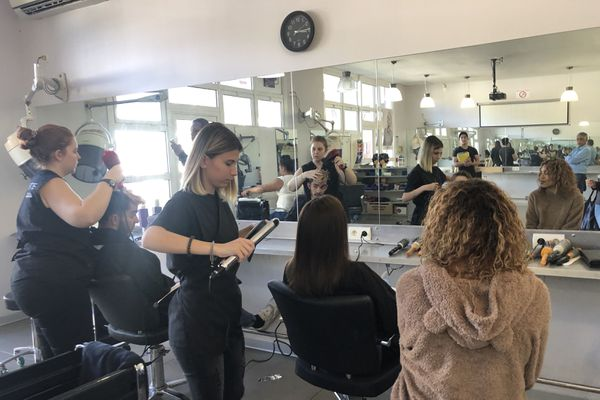 salon de coiffure alternance