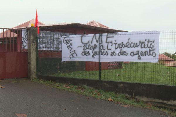 Grève à l'IMED 9 12 19