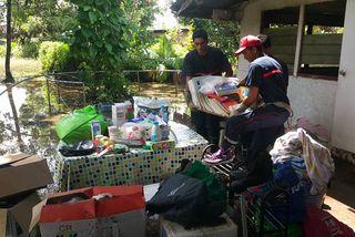 30 maisons inondées à Papeari