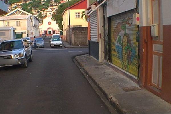 Rue Terre-sainville