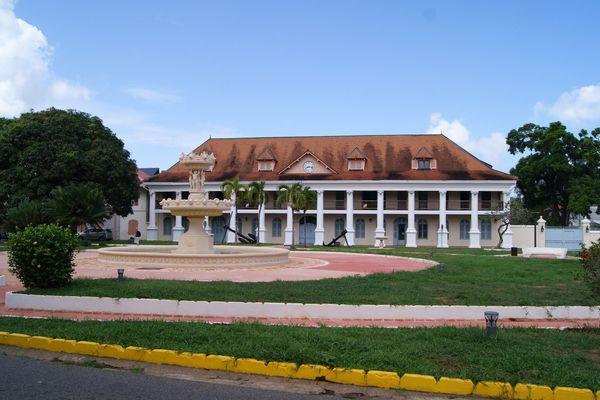 La Préfecture de la Guyane