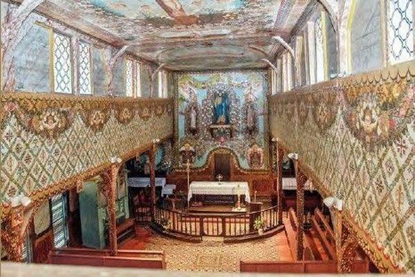 Eglise st joseph d'Iracoubo