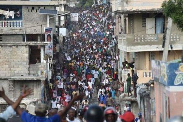Haïti manifestations