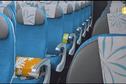 Air Tahiti Nui va proposer à ses passagers, de nouvelles cabines réaménagées.