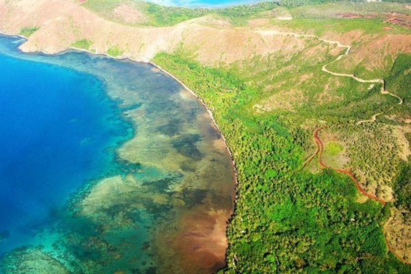 La baie de Païromé