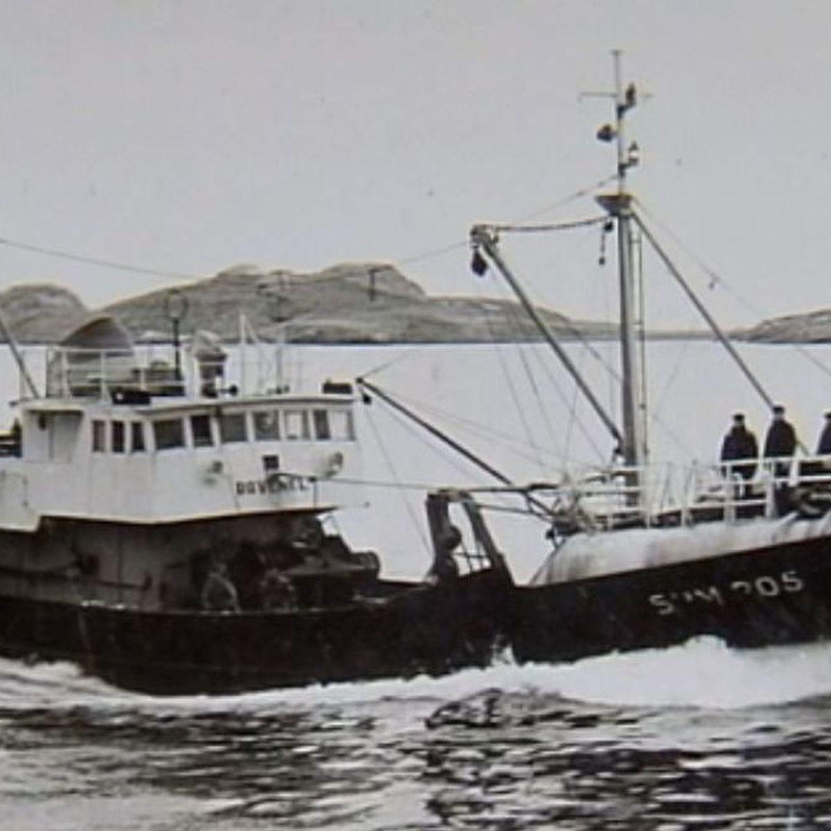 Une nouvelle campagne de recherche du navire Ravenel en 2020