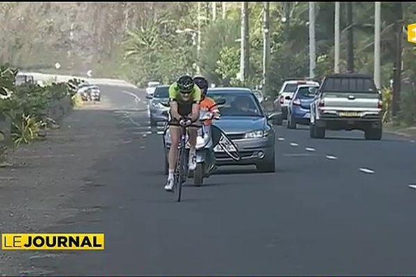 C'est parti pour le 23e tour cycliste de Tahiti nui