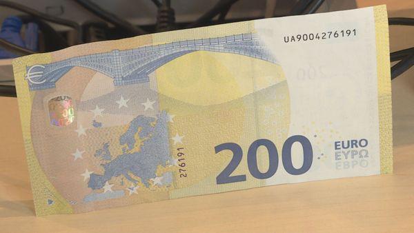 Nouveau billet 200 euros 2