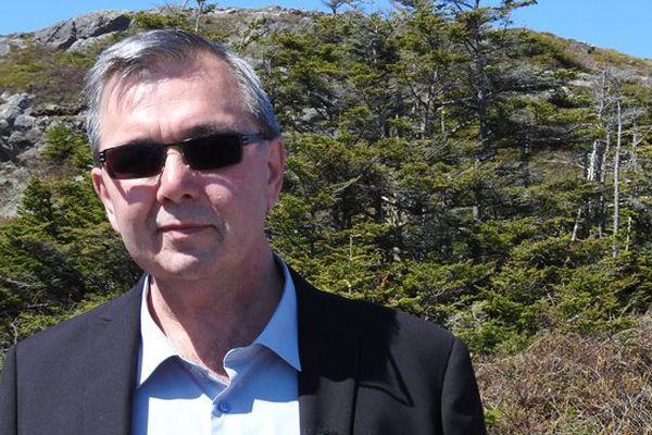 Robert Langlois, candidat La France Insoumise