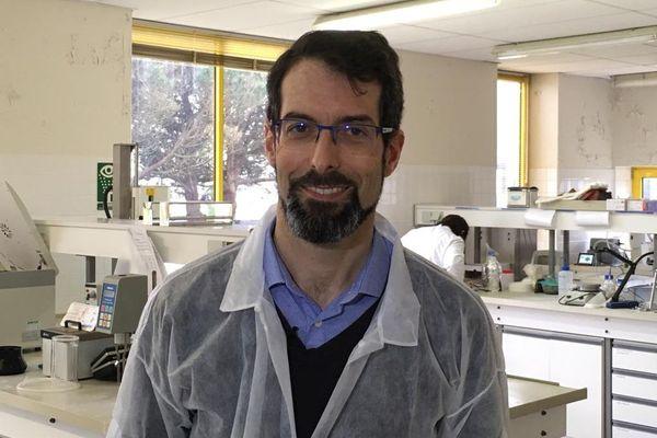 Ronan Pierre, directeur au CEVA