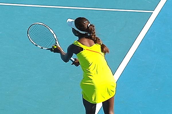 Tennis les finales jeunes