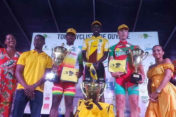Jean Claude Uwizeye vainqueur Tour