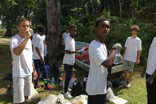 Les jeunes défenseurs de la mer