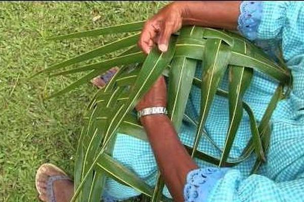 Tressage traditionnel - ponérihouen