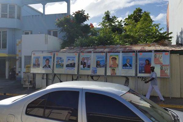 jour de vote au Gosier