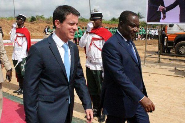 Valls afrique