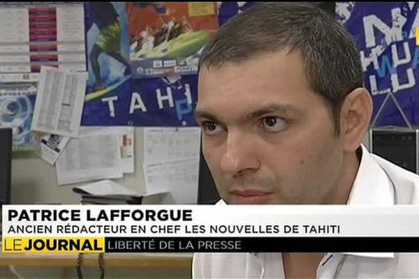 Lancement d'un club de la presse à Tahiti