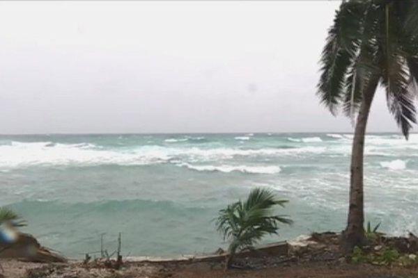 Intempéries à Wallis et Futuna