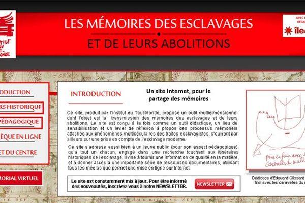 Les mémoires des esclavages