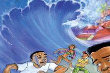 Entourées d'eau, les îles des Antilles réunissent tous les critères favorisant les tsunamis.