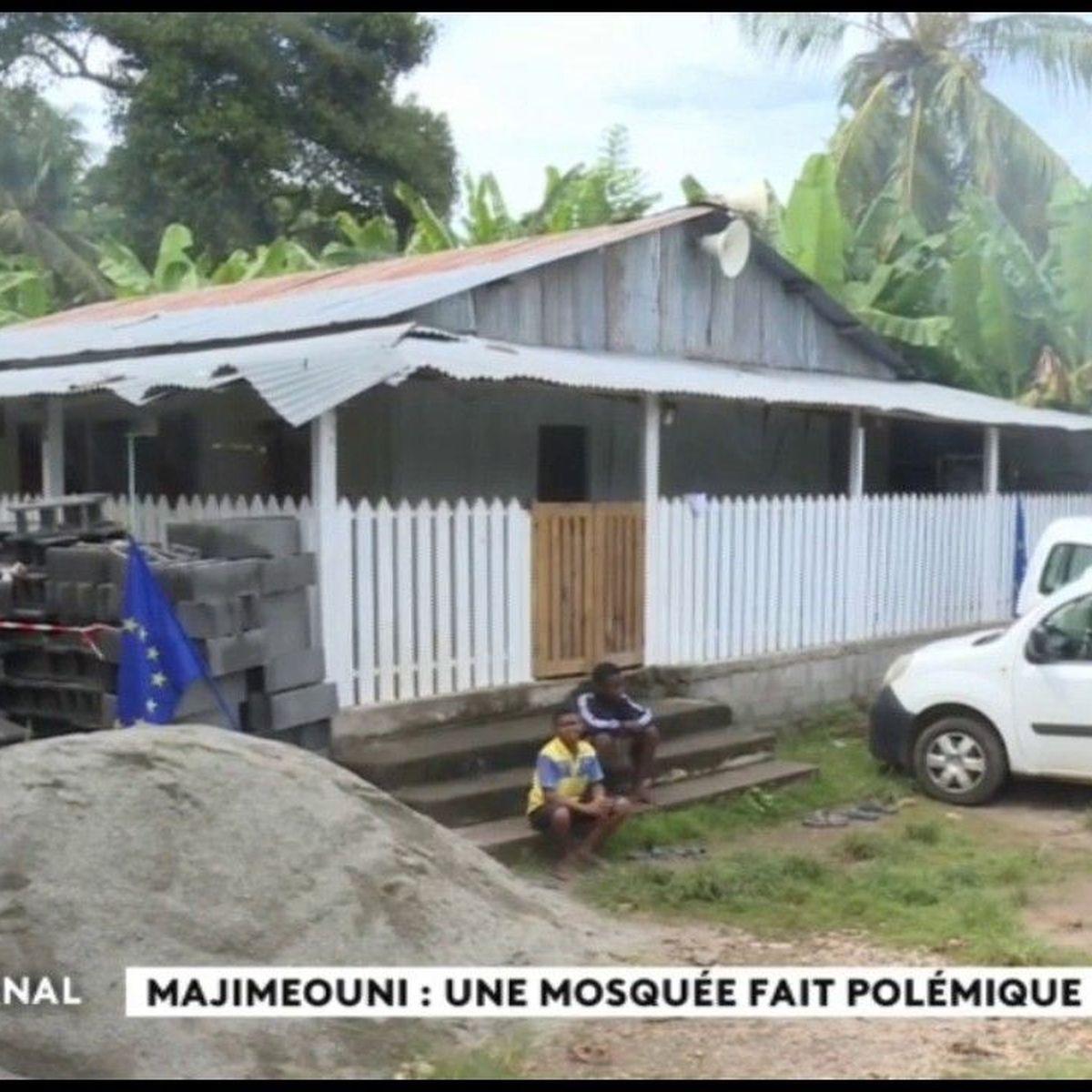 Le CODIM a tenté de détruire une mosquée à Majimeouni