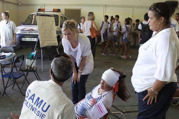 Objectif de l'exercice apporter une réponse coordonnée aux situations d'urgence