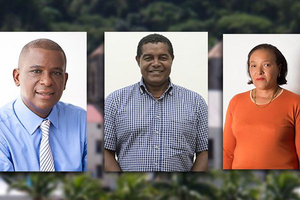 Candidats Saint-Pierre Martinique