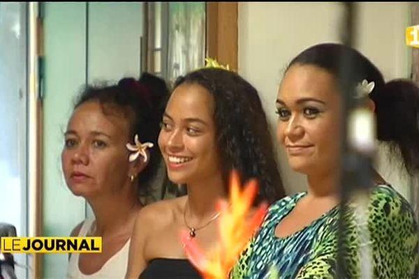 Concours annuel de Ori Tahiti