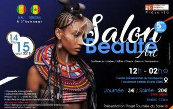 Salon beauté et art