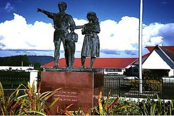 Siège du Parlement à Port-Vila