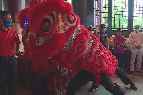 Un nouvel an chinois en comité restreint