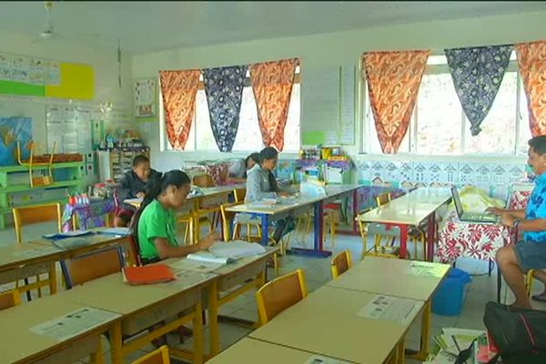 Raivavae : bientôt un enseignement bilingue pour préserver le geo gaivavae