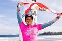 Vahine Fierro, championne du monde junior
