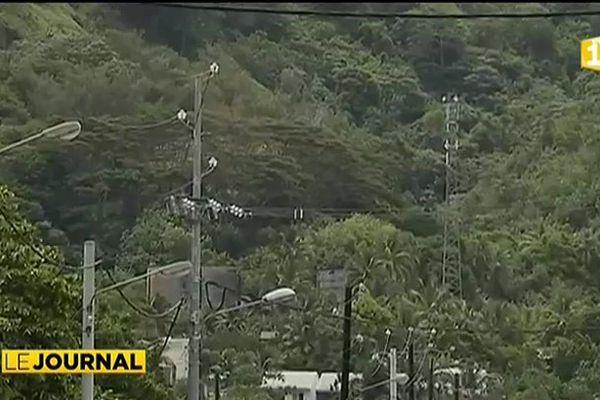 La distribution électrique du sud de Tahiti tranchée mi février