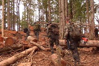 Opération Pénélope : la Légion étrangère contre les orpailleurs clandestins (2/3)