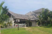 L'hôtel Ramada de Port-Vila, réquisitionné pour les quarantaines Covid.