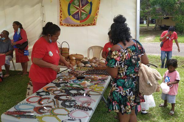 Au programme de cette journée des peuples autochtones : artisanat, expositions, spectacles vivants, prestations artistiques ...