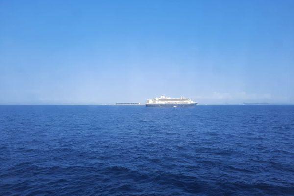 Paquebot Rotterdam Panam