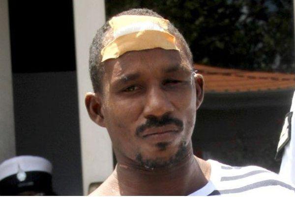 Simeon Francois, accusé d'agression sexuelle sur mineur