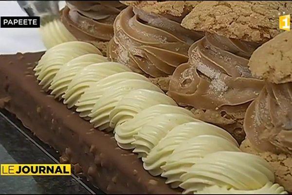 La pâtisserie selon Fabrice Métais