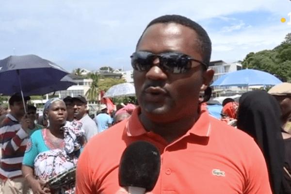 Grande marche contre les violences à Mayotte