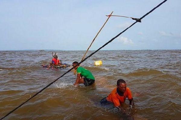 Trois pêcheurs sauvés à Mada janvier 2019