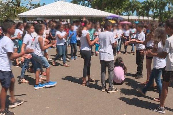 Journée nationale de lutte contre le harcèlement scolaire 081118