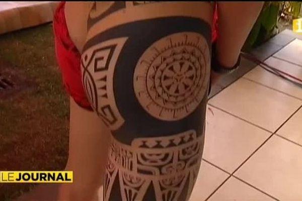 Festival du tatouage en Polynésie